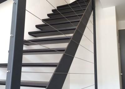 Escalier Wengé 3