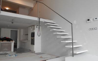 Challenge 2016, un escalier par mois !